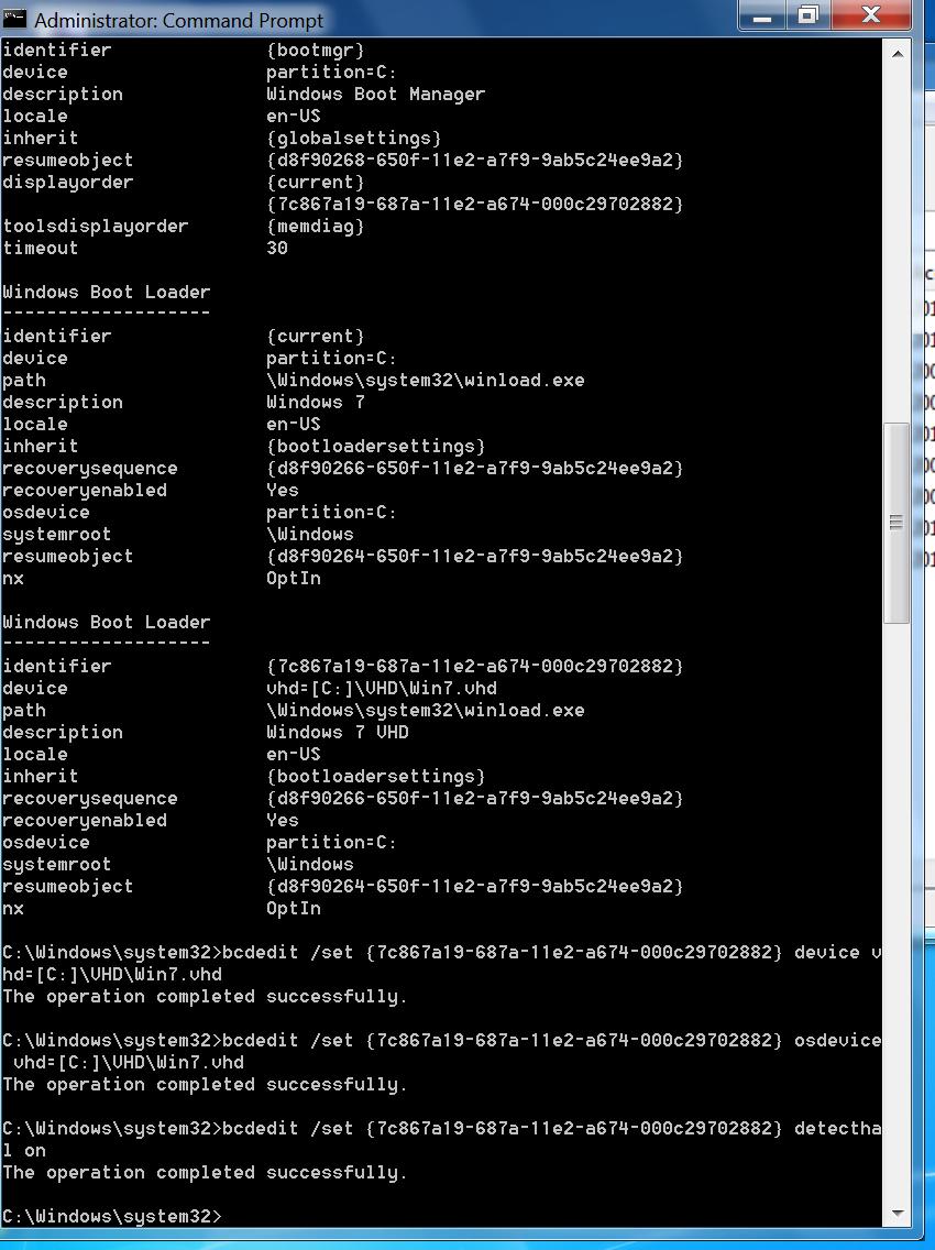 Setup boot-loader