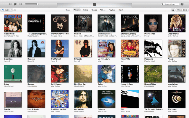 iTunes disaster